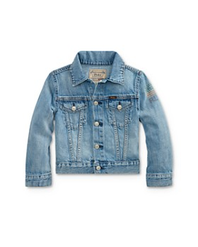 Ralph Lauren - Boys' RL 67 Denim Trucker Jacket - Little Kid