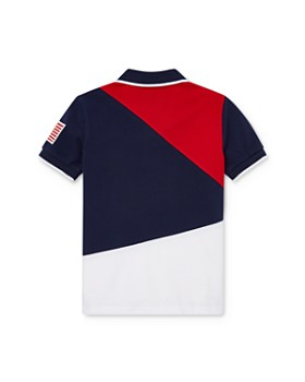 Ralph Lauren - Boys' Color-Block Polo Shirt - Little Kid