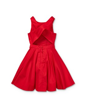 Ralph Lauren - Girls' Cross-Back Dress - Little Kid