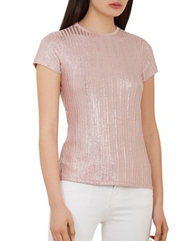 586be2526 Ted Baker - Catrino Metallic Tee ...