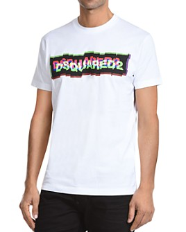 DSQUARED2 - 3-D-Inspired Graphic Tee
