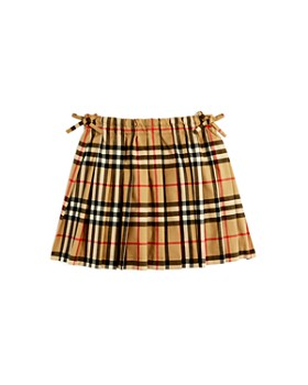 6db7a73ca Burberry - Girls' Pearly Vintage Check Pleated Skirt - Little Kid, Big Kid