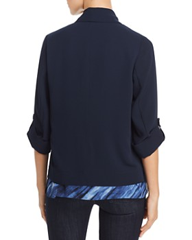 Donna Karan - Flyaway Jacket