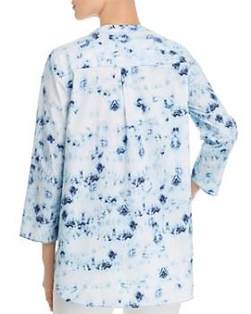 Donna Karan - Tie-Dye Top