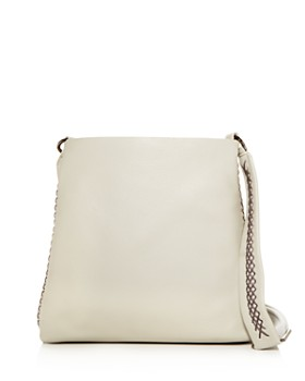 Callista - Iconic Slim Messenger Leather Shoulder Bag