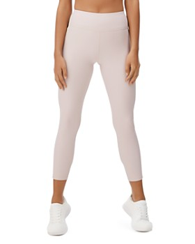 All Fenix - Kyla Side-Stripe Cropped Leggings