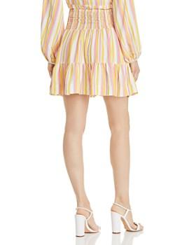 S/W/F - Pure Striped Skirt