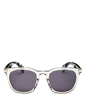 rag & bone Men\\\'s Square Sunglasses, 50mm