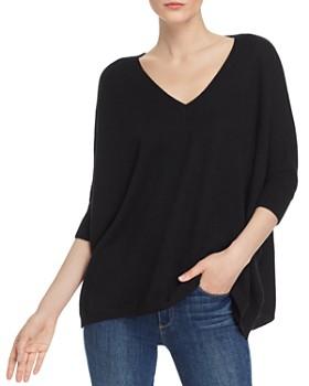 Minnie Rose - Boyfriend Cashmere Sweater