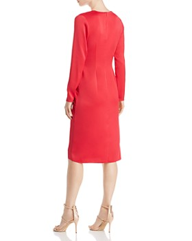 Jay Godfrey - Coats Twist-Front Dress