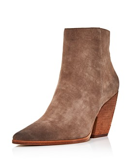 Charles David - Women's Niche Pointed Toe Booties