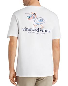 Vineyard Vines - Last Call Graphic Pocket Tee