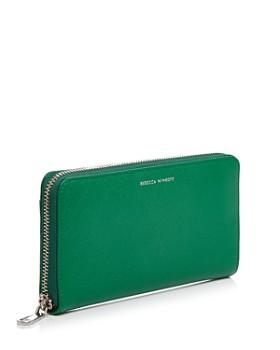 Rebecca Minkoff - Large Zip-Around Wallet