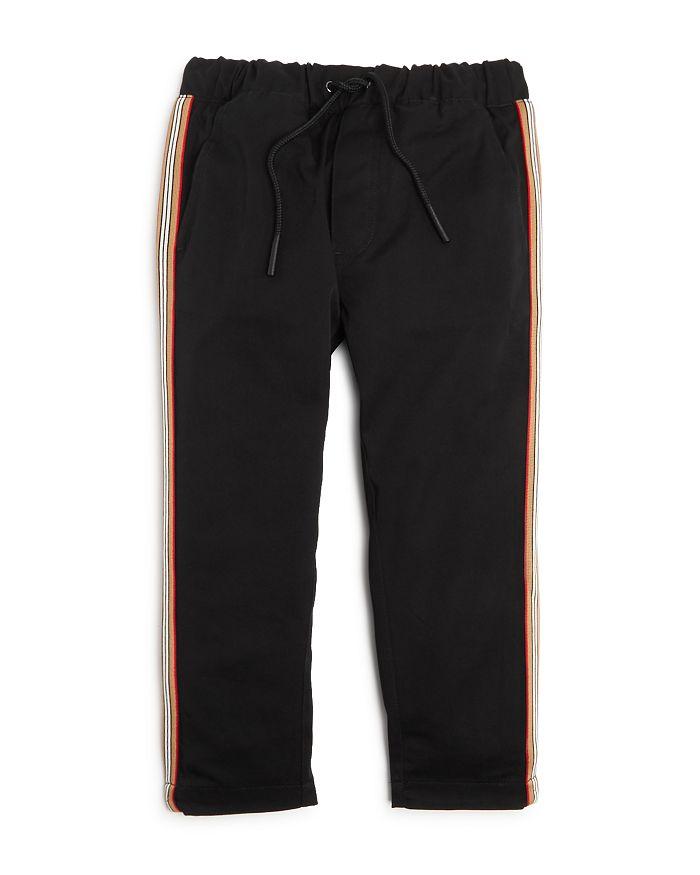 Burberry - Boys' Curran Icon Stripe Track Pants - Little Kid, Big Kid