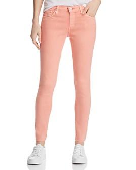 AG - Ankle Legging Jeans in Hi White Peach Quartz