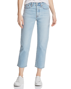 Levi's Jeans WEDGIE STRAIGHT-LEG JEANS IN DIBS