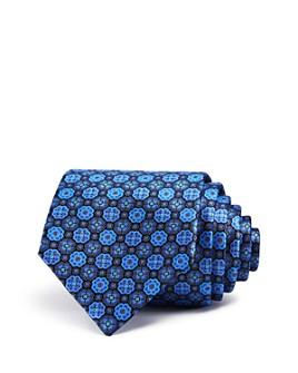 Ermenegildo Zegna - Clover Floret Silk Classic Tie