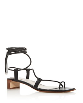 rag & bone - Women's Cindy Ankle-Tie Sandals