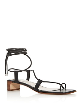 rag & bone - Women's Cindy Ankle-Tie Sandals