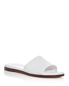 Cole Haan - Women's Analise Woven Slide Sandals