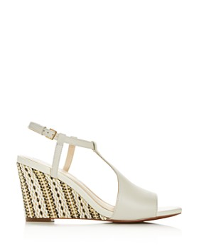 Cole Haan - Women's Maddie Open Toe Wedge Heel Sandals