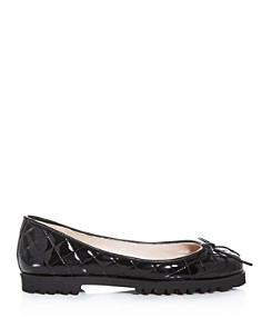 Paul Mayer - Women's Blow Quilted Ballet Flats