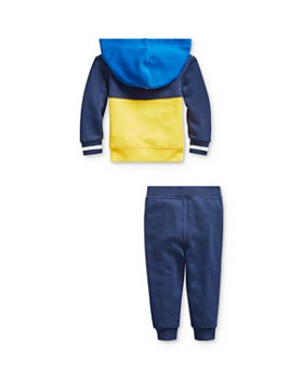Ralph Lauren - Boys' French Terry Hoodie & Pants Set - Baby