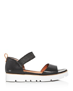 Gentle Souls by Kenneth Cole - Women's Lavern Platform Wedge Sandals