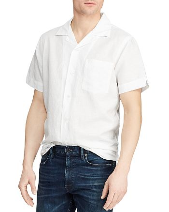 Polo Ralph Lauren - Classic Fit Camp Shirt - 100% Exclusive