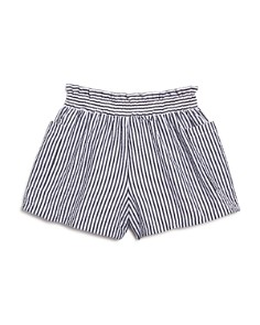 AQUA - Girls' Striped Shorts, Big Kid - 100% Exclusive