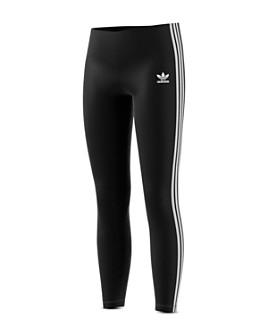 Adidas - Girls' 3-Stripe Leggings - Big Kid