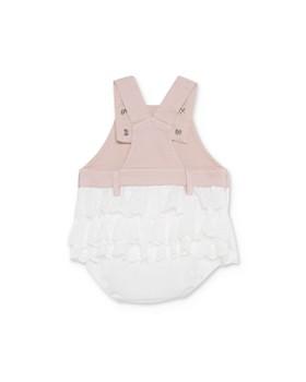 Bardot Junior - Girls' Ruffled Overalls Romper - Baby