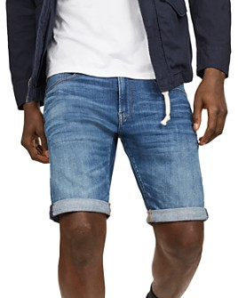 G-STAR RAW - 3301 Slim Fit Denim Shorts