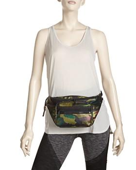 LeSportsac - Montana Metallic Camo Belt Bag