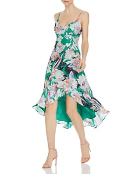 Parker - Colleen Floral-Print Midi Dress
