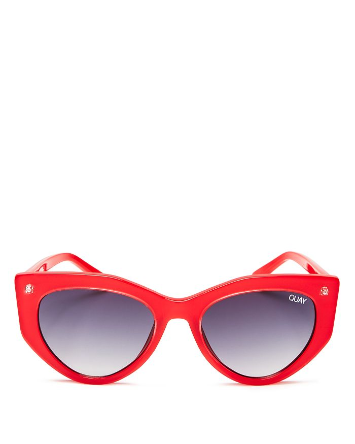 Red Cat Eye Sunnies