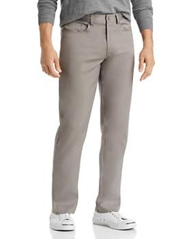 Brooks Brothers - Slim Fit Tech Pants