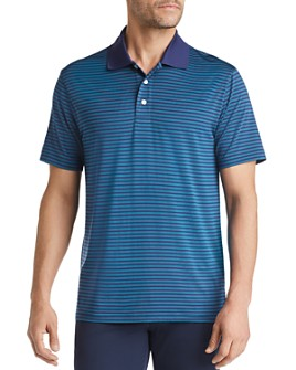 Brooks Brothers - Yarn-Dyed Feeder-Stripe Classic Fit Polo Shirt
