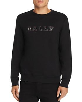Bally - Polar Logo Graphic Sweatshirt