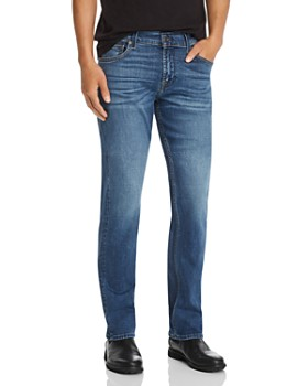 93bf73ee 7 For All Mankind - Standard Straight Fit Jeans in Panama ...