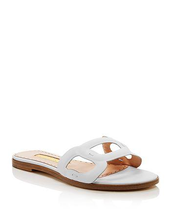 Rupert Sanderson - Women's Annabel Slide Sandals