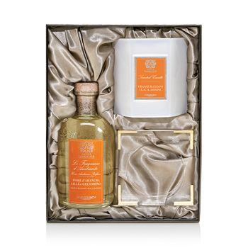Antica Farmacista - Farmacista Orange Blossom, Lilac & Jasmine Home Ambiance Gift Set