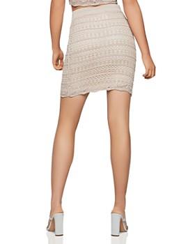957691b181c BCBGENERATION - Crochet Pencil Skirt BCBGENERATION - Crochet Pencil Skirt