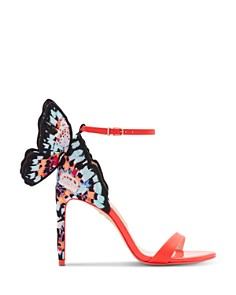 Sophia Webster - Women's Chiara Embroidered High-Heel Sandals