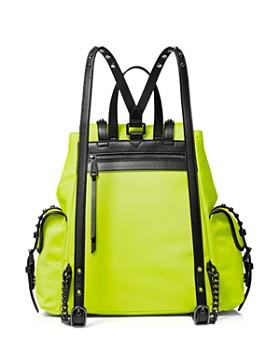 MICHAEL Michael Kors - Leila Small Nylon Backpack