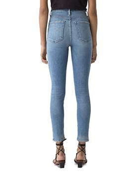 AGOLDE - Nico High-Rise Skinny Jeans