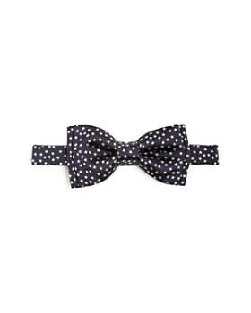 Paul Smith - Star Print Silk Pre-Tied Bow Tie