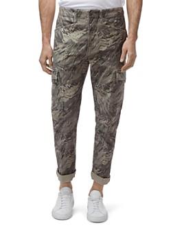 J Brand - Trueper Camouflage-Print Regular Fit Cargo Pants
