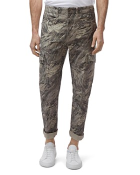 J Brand - Trueper Camouflage-Print Regular Fit Cargo Pants