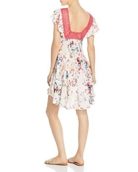Charo Ruiz Ibiza - Floral-Print Lucia Mini Dress